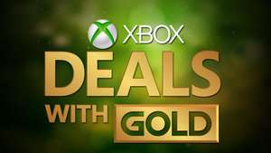 XBOX - Deals with Gold 13.02 - 19.02