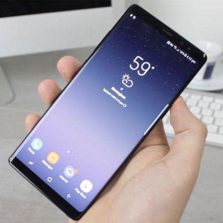 Samsung Galaxy Note 8 z Amazon.de!