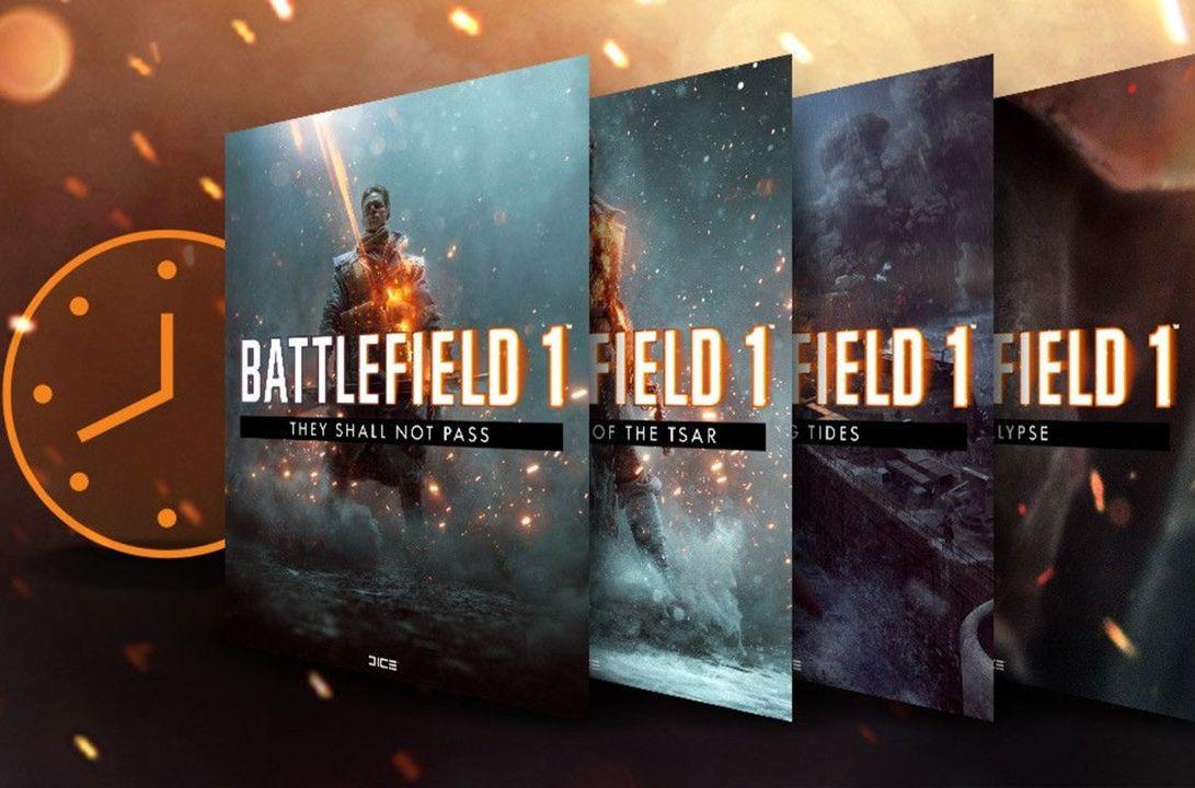 Xbox One i PS4 darmowy dodatek Niespokojne wody Battlefield 1 w dniach 13-19 lutego