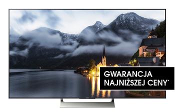 Sony Centre-Telewizory Sony BRAVIA 4K Ultra HD