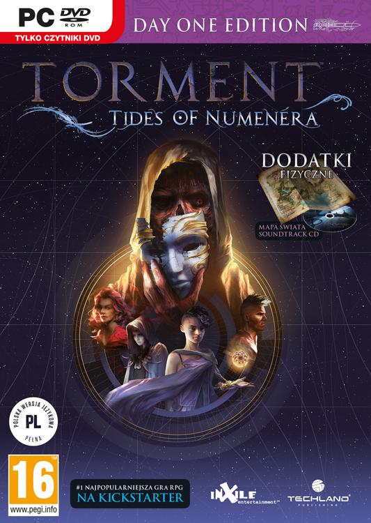 Gra Torment Tides of Numenera Day 1 (PC) PL - emag.pl