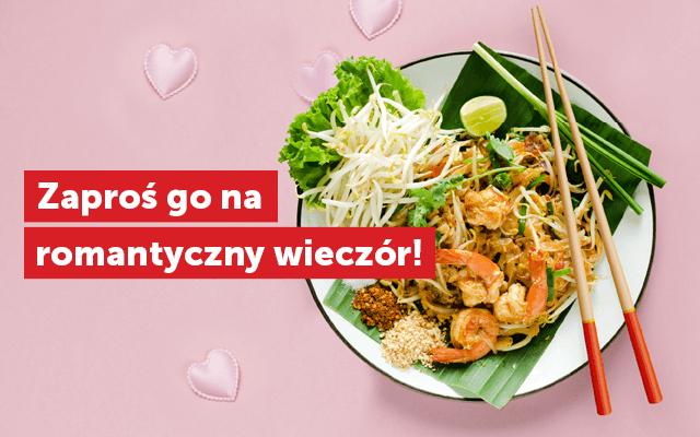 Romantyczny wiecżór z PizzaPortal.pl - 20% z kodem LOVE
