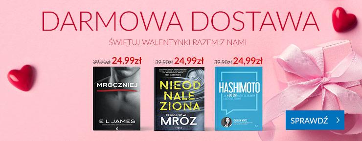 Darmowa dostawa bez minimalnej kwoty zakupów @ Livro