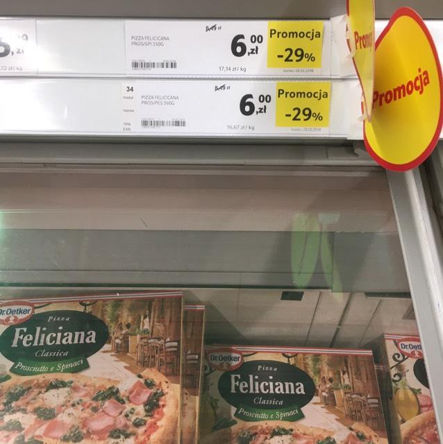 Pizza Dr. Oetker Feliciana