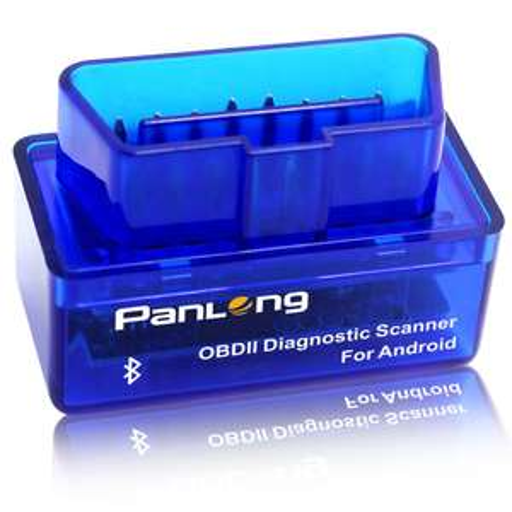 Panlong Bluetooth OBD2 samochodowy skaner diagnostyczny dla Androida