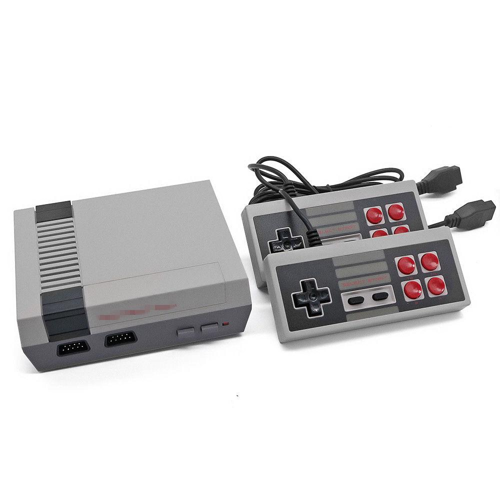 Konsola Retro 8Bit  500/620 gier (kupon Ebay) za 29.60zł z przesyłką !