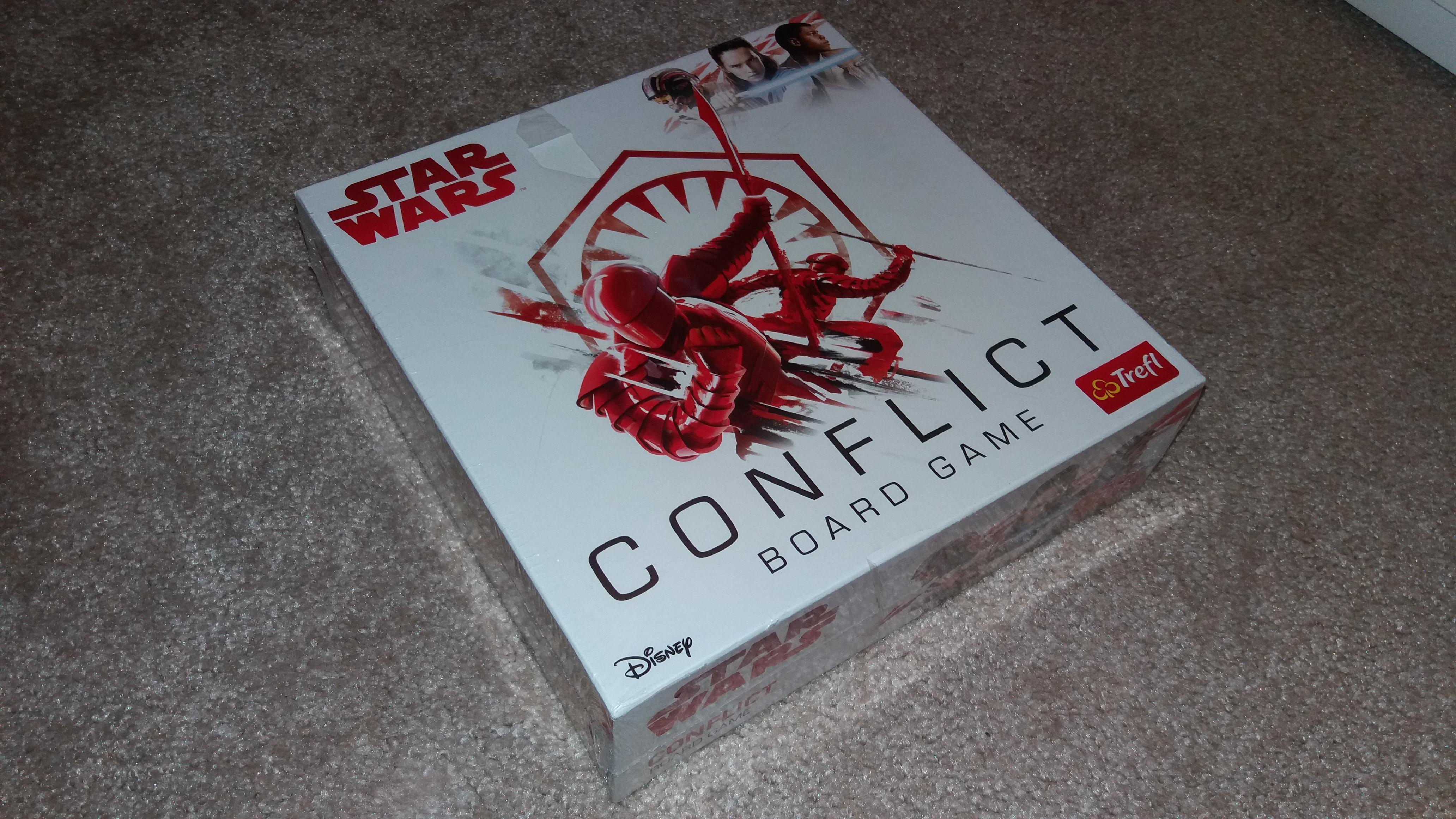 Gra planszowa Star Wars Conflict Board Game w Kaufland