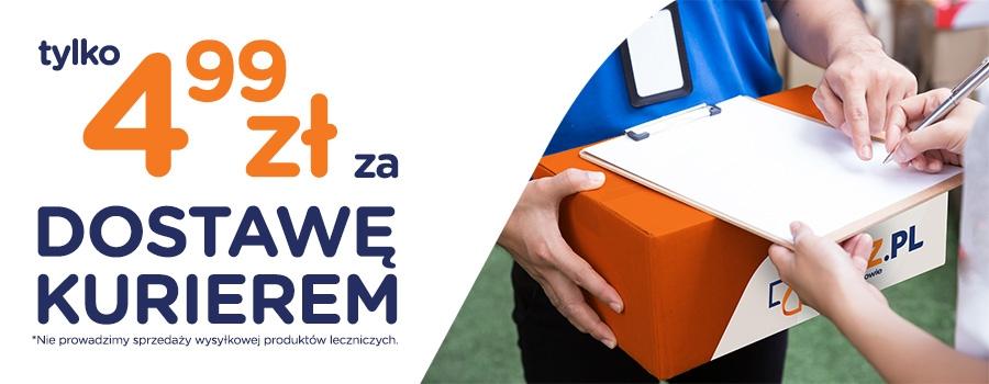 doz.pl - 4,99 dostawa dh/inpost