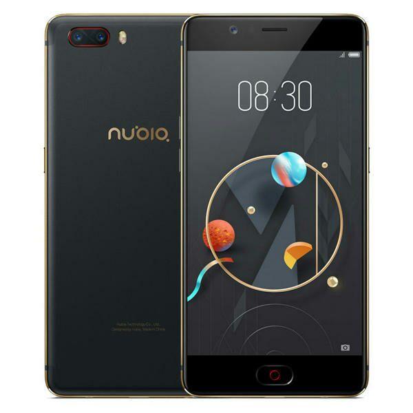 Nubia M2 Global Rom 5.5 inch 4GB RAM 64GB ROM Qualcomm Snapdragon 625 Octa Core 4G Smartphone za 585zł