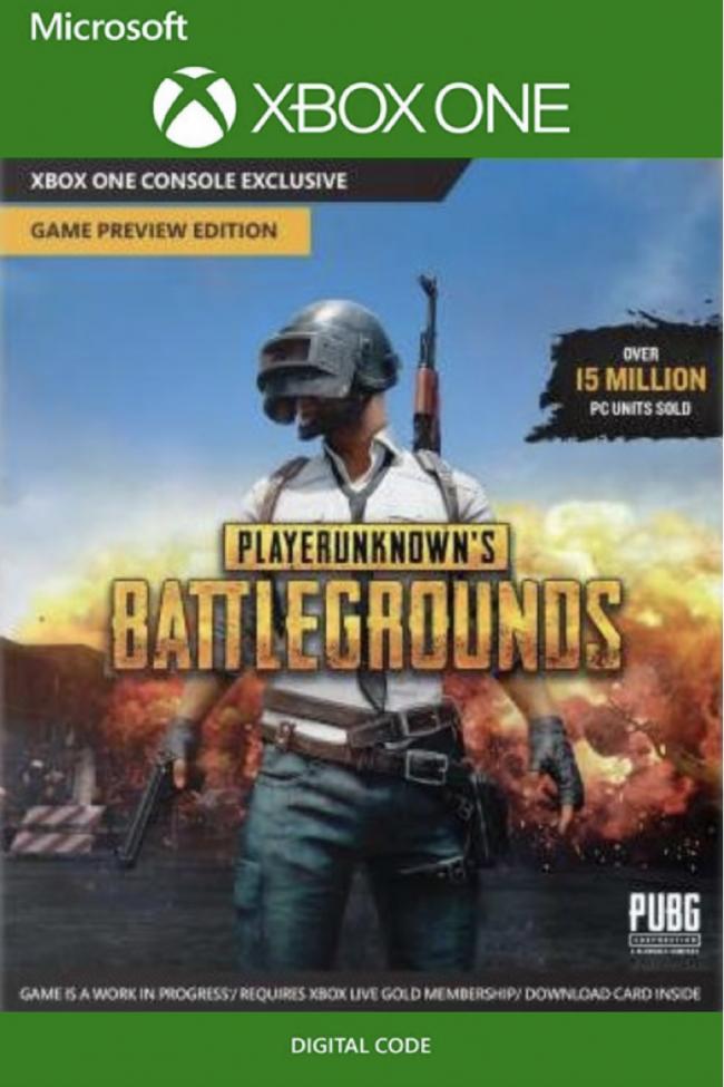 Xbox One PlayerUnknown's Battlegrounds + darmowy Assassin Creed Unity £13,77/14,49 @cdkeys PUBG