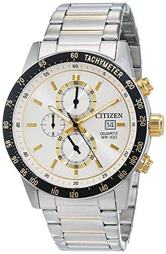 Citizen męski zegarek na rękę an3604 – 58 A