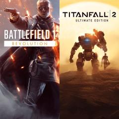 Kompletny Zestaw Battlefield™ 1 i Titanfall™ 2 - wersja cyfrowa