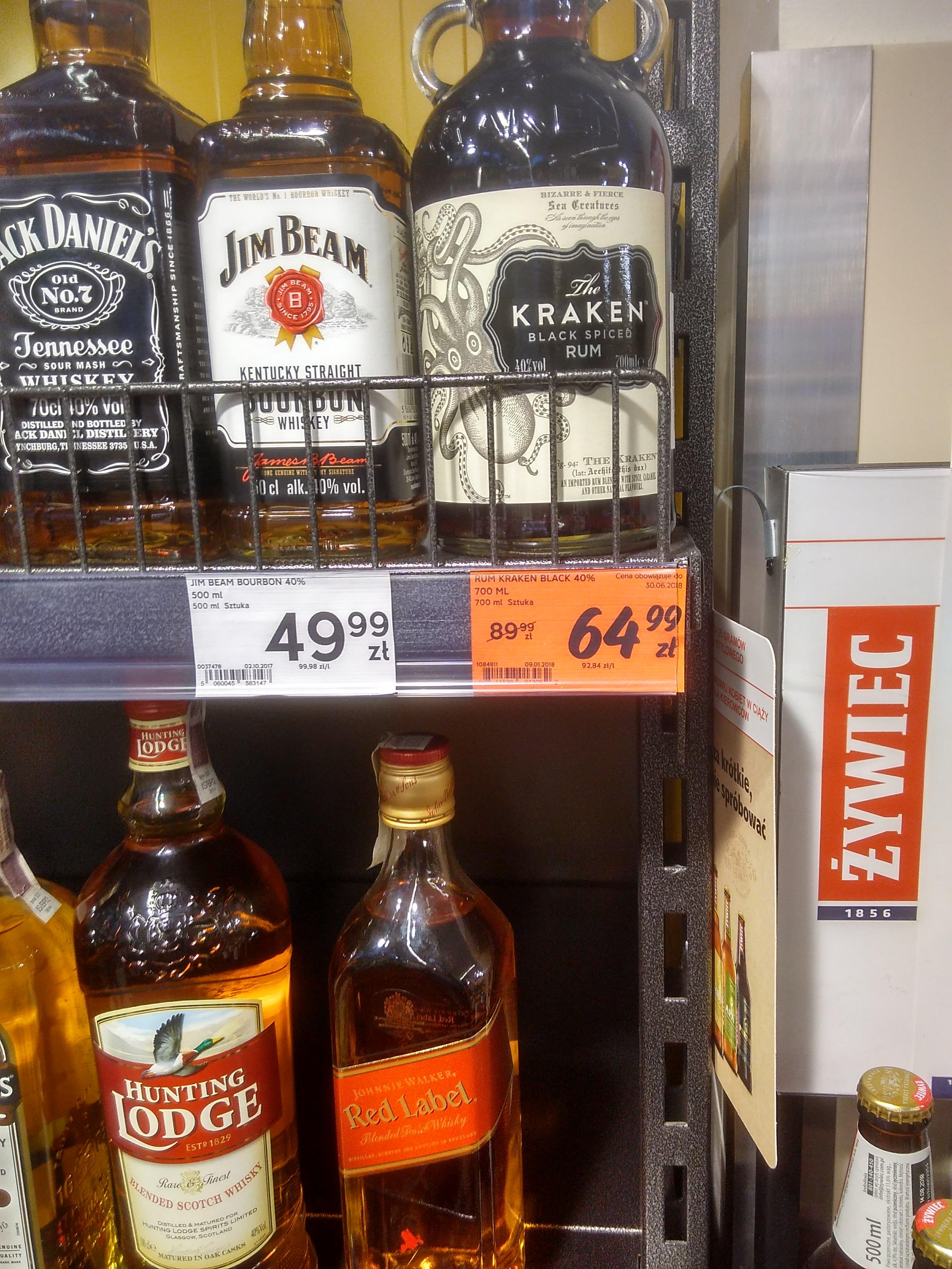 Rum Kraken w Aldik