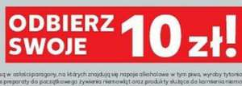 Bon upominkowy 10zł za zakupy min. 100zł w dniach 19-21.02.2018r.
