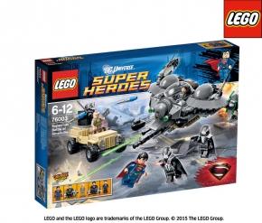 Klocki LEGO Super Heroes Superman: Bitwa o Smallville @ Satysfakcja.pl