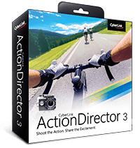 ActionDirector 3 (program do edycji filmów z kamer sportowych) za darmo @ Cyberlink