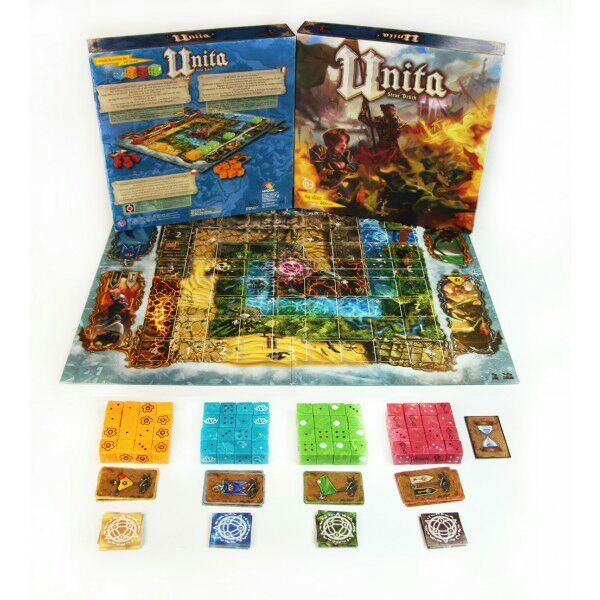 Unita - gra planszowa w super cenie
