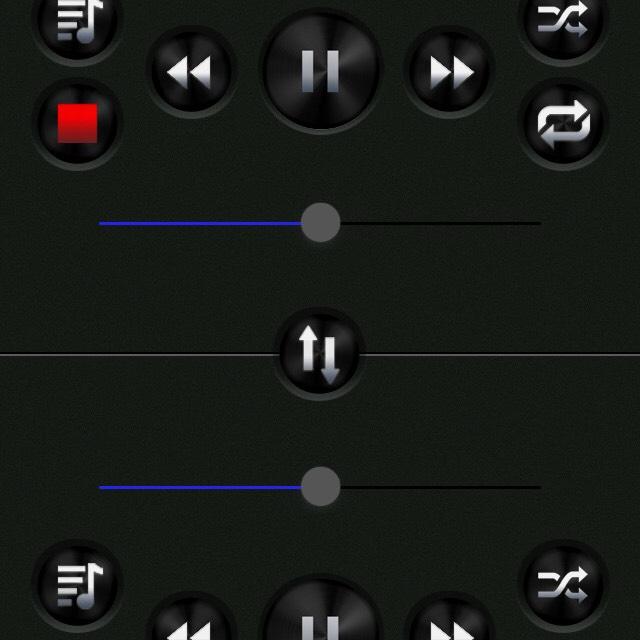 Dual Player iOS - Odtwarza 2 różne piosenki na słuchawkach