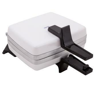 Najlepsza gofrownica Dezal Plus 301.6 (biały)