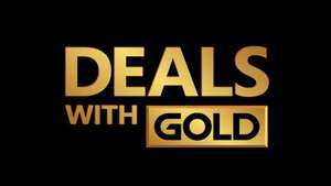 XBOX - Deals with Gold 20.02 - 26.02
