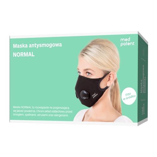 Maska antysmogowa z filtrem N99