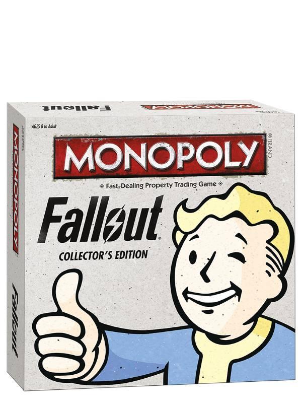 Monopoly Fallout + inne gry taniej o 23%