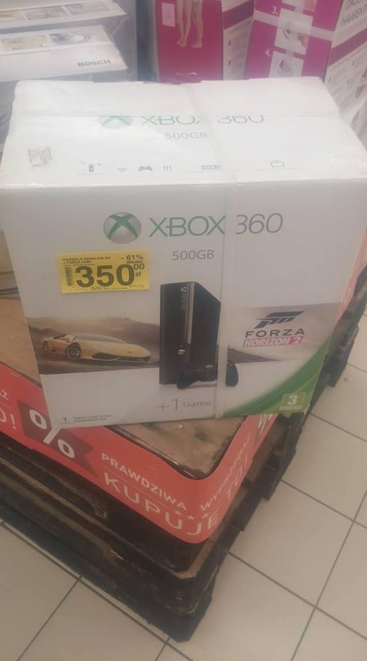 Xbox 360 E  500gb+ Forza Horizon 2