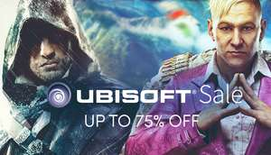 Humble Bundle: Ubisoft Sale