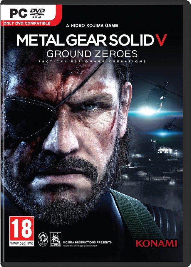 Metal Gear Solid V: Ground Zeroes PC w niskiej cenie @cdkeys