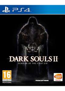 Dark Souls 2: Scholar of the First Sin | PS4