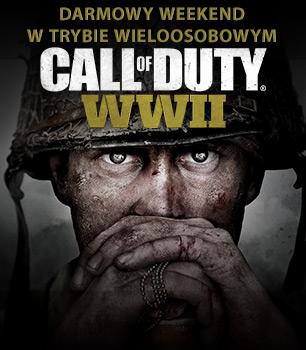 Darmowy weekend Call of Duty WWII -multi PC