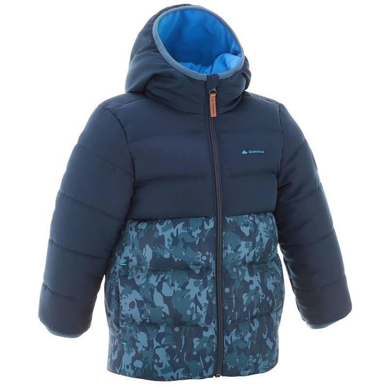 Zimowa kurtka QUECHUA dla dzieci -50% w Decathlon