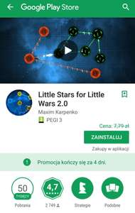 Little Stars for Little Wars 2.0 /Android/