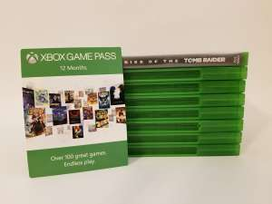 Rise of the Tomb Raider od marca w Xbox Game Pass