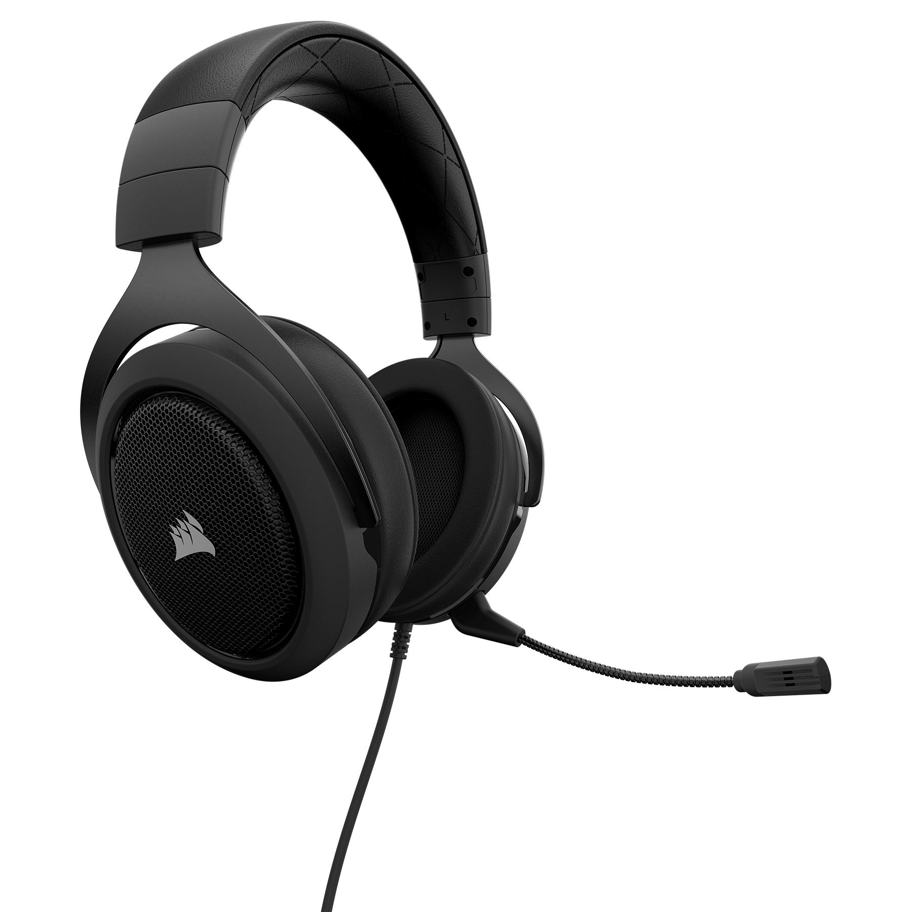 Słuchawki Corsair Gaming HS50 Stereo Carbon