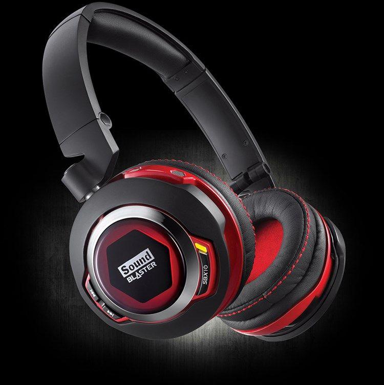 Sound Blaster EVO Zx słuchawki