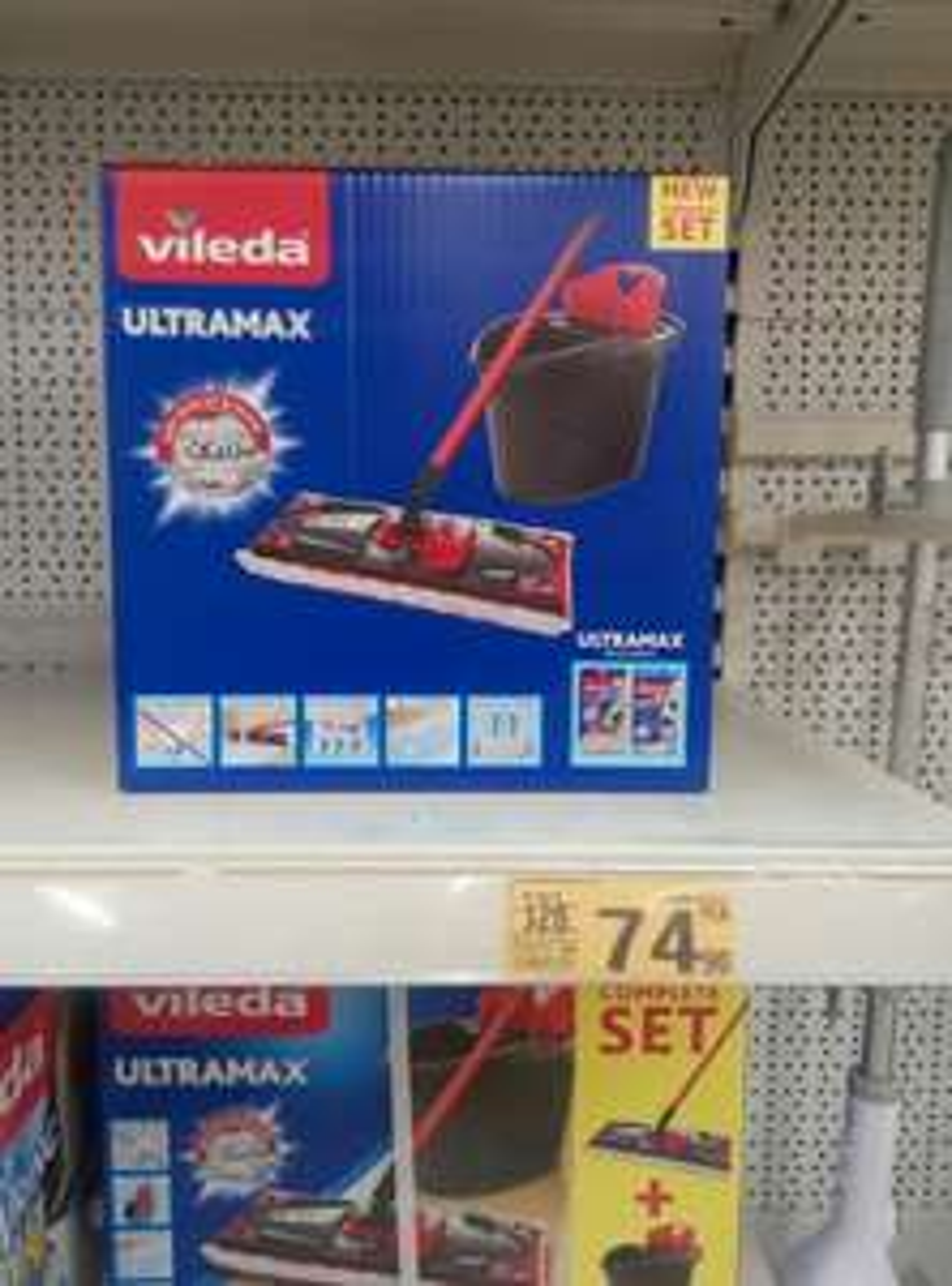 Mop ULTRAMAX zestaw!!! Auchan Kielce