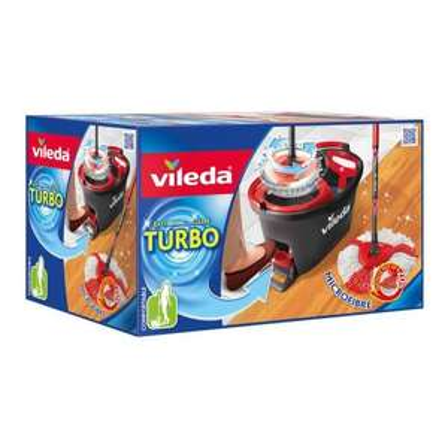 Mop obrotowy VILEDA EASY WRING & CLEAN TURBO CASTORAMA