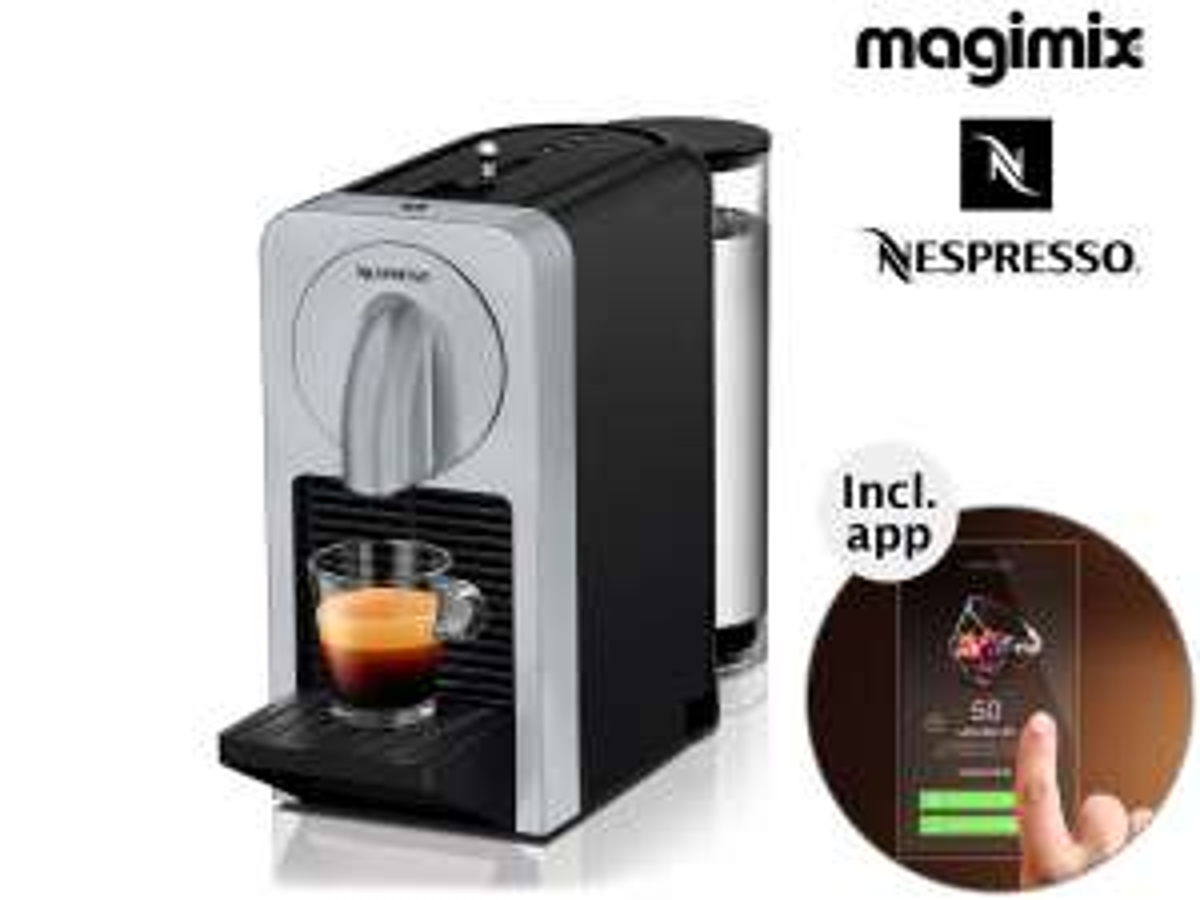 Nespresso Magimix Prodigio M135