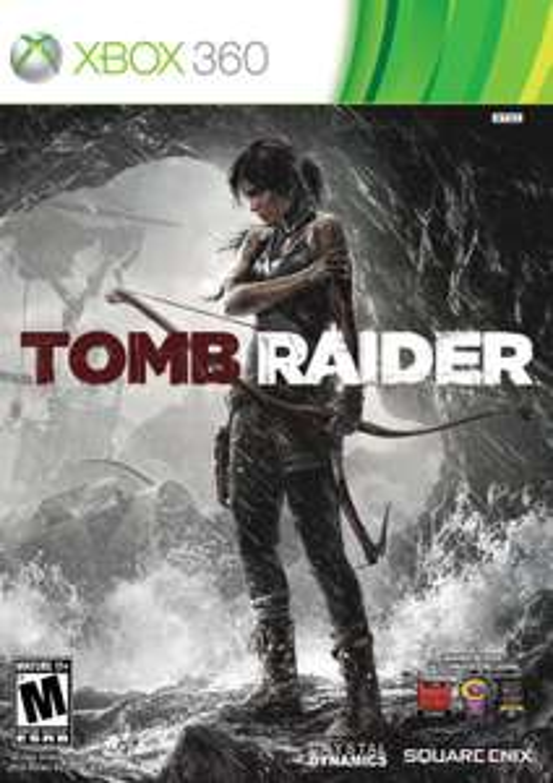 Tomb Raider X360 - wersja cyfrowa