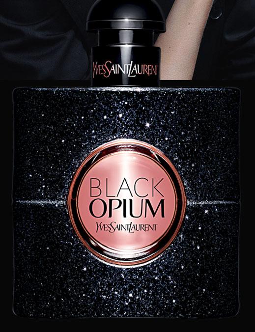 Darmowa próbka Black Opium @ Yves Saint Laurent