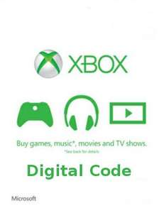 XBOX Live Gift Card EUROPE 50 € [G2A]
