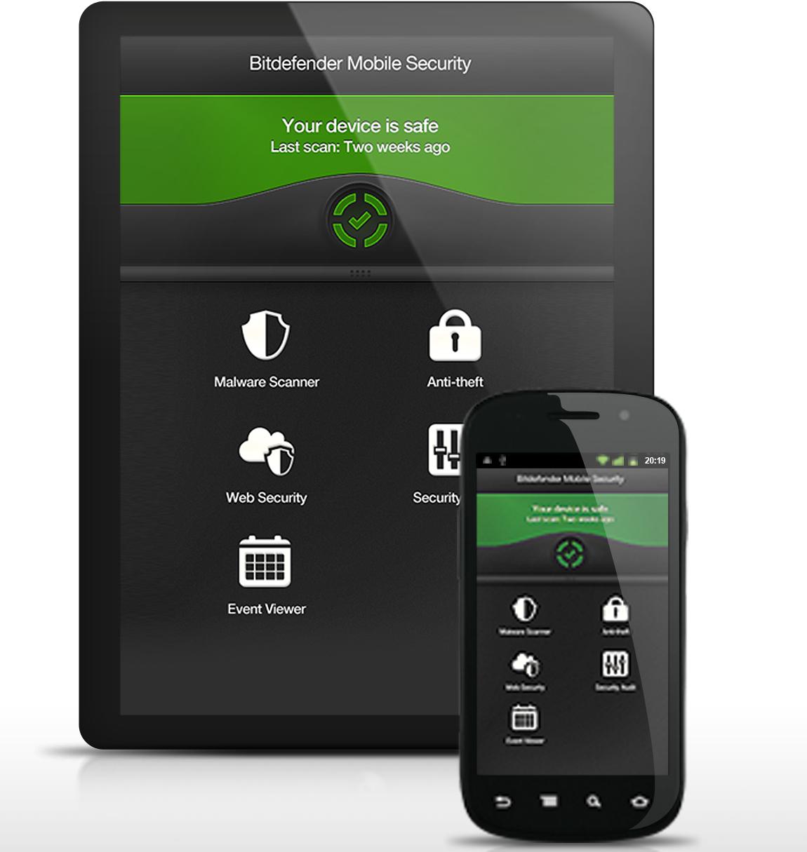 Mobile Security (Android) ZA DARMO na 6 miesięcy @ Bitdefender