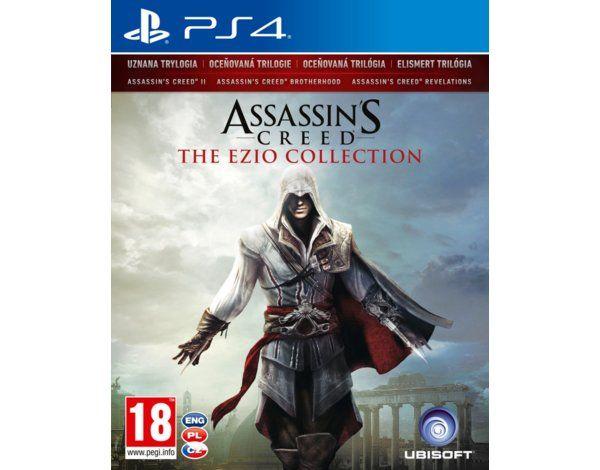 Gra PS4 Assasin's Creed: The Ezio Collection
