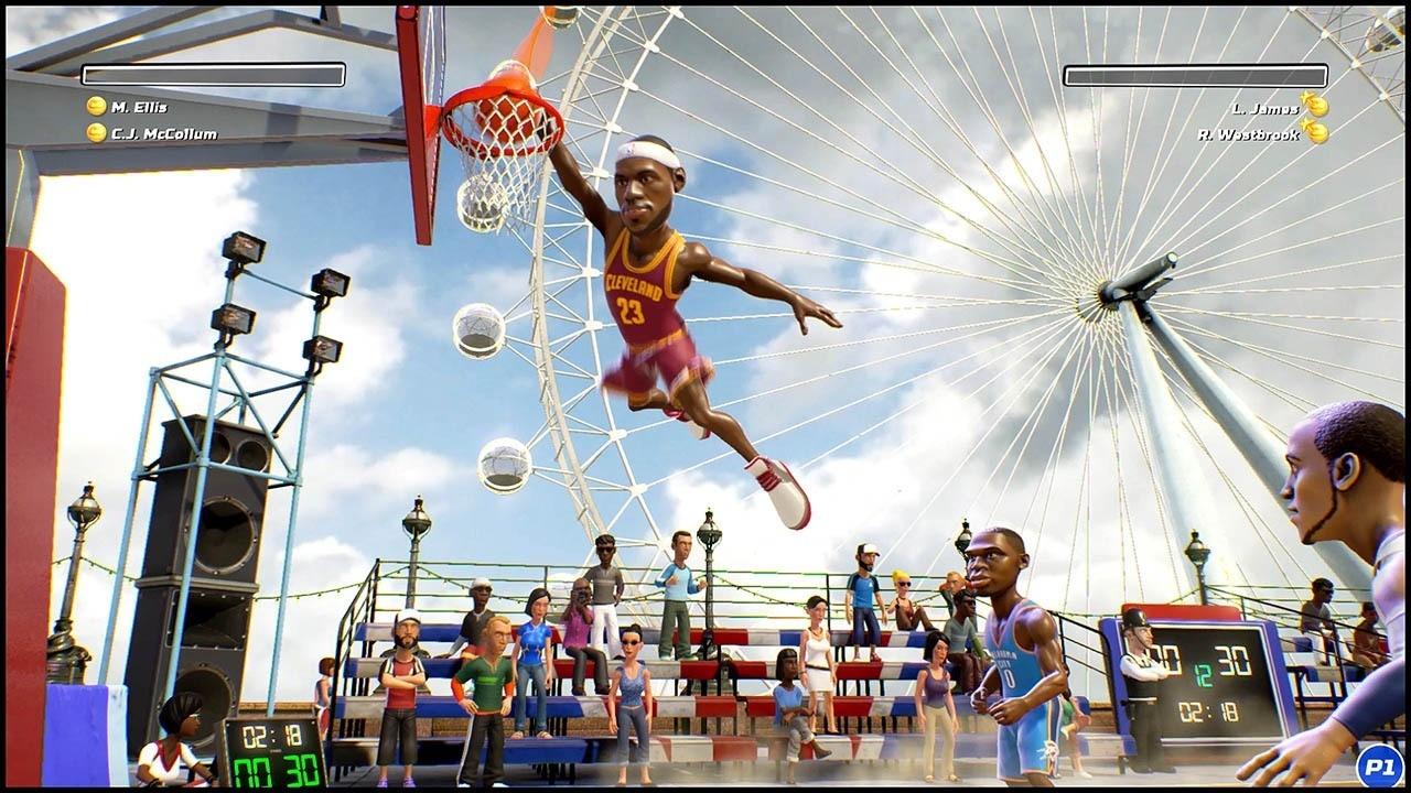 NBA Playgrounds - Enhanced Edition [Nintendo Switch] - możliwe ~36zł @ eShop