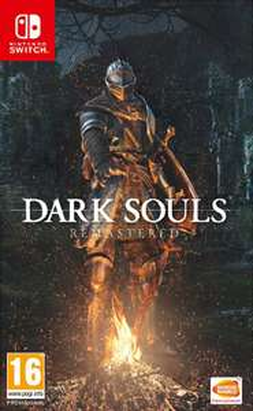 [Nintendo Switch] Dark Souls (pre-order)