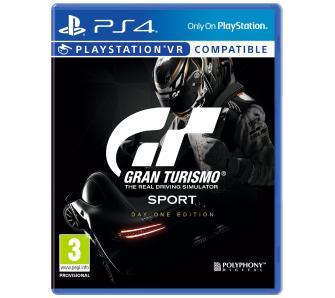 Subskrypcja Sony Playstation Plus 12m z grą Gran Turismo Sport PS4