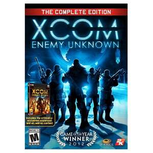 XCOM: Complete Edition (g2a, steam key)