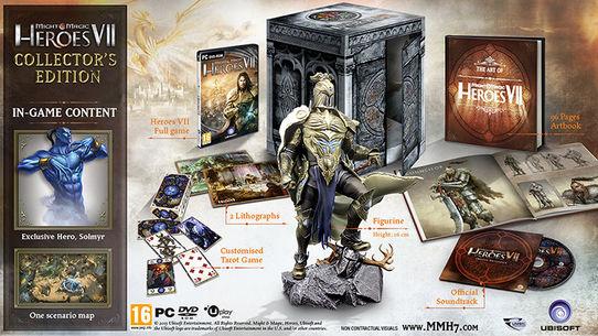 Edycja Kolekcjonerska Might and Magic Heroes VII @ UPLAY
