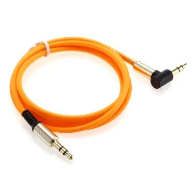 Niesymetryczny kabelek audio 1m (0,61usd)